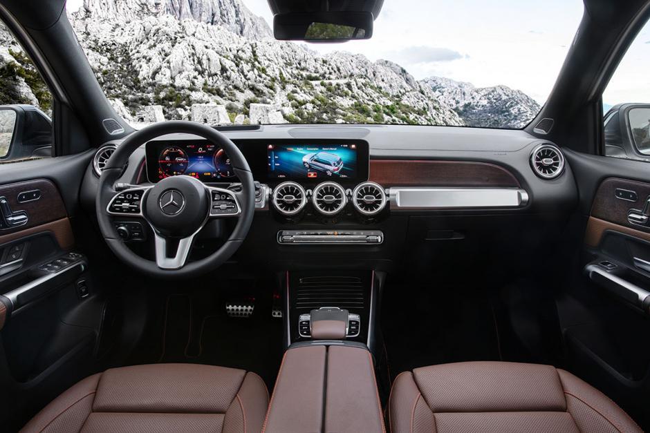 Mercedes GLB